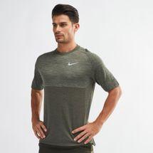 Nike Dri-FIT Medalist Running T-Shirt Green