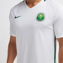 Nike Saudi Arabia Stadium Home Football Jersey