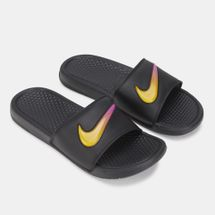 Nike Men's Benassi JDI SE Slides Black