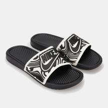 Nike Men's Benassi JDI SE Slides White