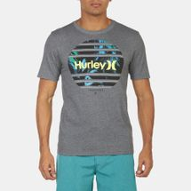 Hurley Dri-FIT Palm Horizon T-Shirt, 470389