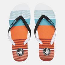 Body Glove Old Skool Flip Flops Orange