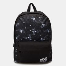 Vans Women's X The Nightmare Before Christmas Jack Check Realm Backpack