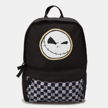 Vans Women's X The Nightmare Before Christmas Jack Check Mini Backpack