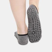 Great Soles Women's Juliet Double Wrap Grip Socks - Grey, 1481657
