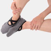 Great Soles Women's Juliet Double Wrap Grip Socks - Grey, 1481658