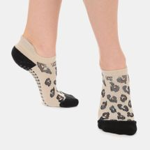 Great Soles Women's Keira Tab Back Grip Socks Multi