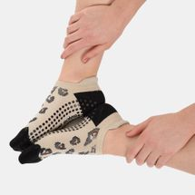 Great Soles Women's Keira Tab Back Grip Socks - Multi, 1481700