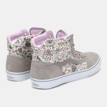Vans Floral Milton Hi-Top Shoe, 184383