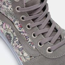 Vans Floral Milton Hi-Top Shoe, 184385