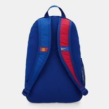Nike Kids' FC Barcelona Stadium Football Backpack (Older Kids) - Blue, 1603820