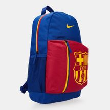 Nike Kids' FC Barcelona Stadium Football Backpack (Older Kids) - Blue, 1603821