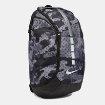 Nike Hoops Elite Pro Backpack - Grey, 1221621