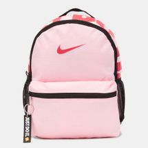 Nike Kids' Brasilia Just Do It Backpack (Mini) - Pink, 1223599