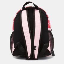 Nike Kids' Brasilia Just Do It Backpack (Mini) (Older Kids) - Pink, 1223600