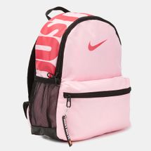 Nike Kids' Brasilia Just Do It Backpack (Mini) (Older Kids) - Pink, 1223601