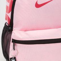 Nike Kids' Brasilia Just Do It Backpack (Mini) (Older Kids) - Pink, 1223602