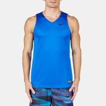 Nike Elite Tank Top Blue