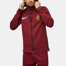 Nike NBA Cleveland Cavaliers Therma Flex Showtime Full Zip Hoodie