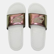NIke Benassi Just Do It Print Sandals