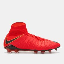 Nike Hypervenom Phantom III Dynamic Fit Firm Ground Football Shoe
