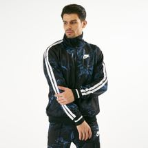 Nike Men's Sportswear Allover Print Jacket