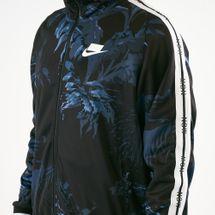 Nike Men's Sportswear Allover Print Jacket, 1538600