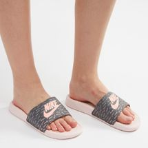Nike Benassi Printed Sandals