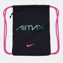 Nike Air Max Day Heritage Gym Sack - Black, 1568225