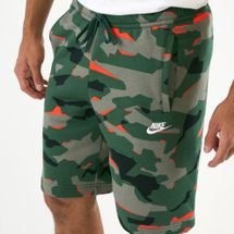 Nike Men's Sportswear Club Camo Shorts, 1533346