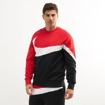 Nike Men's Sportswear French Terry Crew Sweatshirt