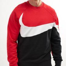 Nike Men's Sportswear French Terry Crew Sweatshirt, 1482626