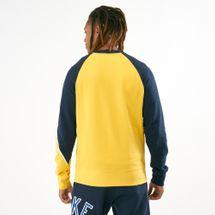 Nike Men's Sportswear French Terry Crew Sweatshirt, 1504793
