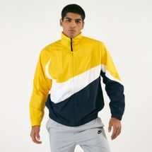 Nike Men's Sportswear Swoosh Windbreaker Jacket