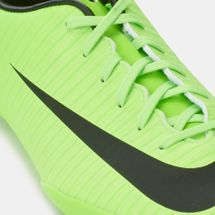 Nike Kids' MercurialX Vapor XI Indoor/Court Football Shoe, 517550
