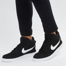 Nike Court Borough Mid Premium Shoe Black