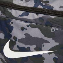 Nike Brasilia Small Duffle Bag - Grey, 1236242
