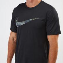 Nike Dry Legend Camo Swoosh T-shirt, 1208302