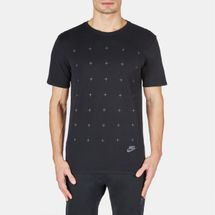 Nike Matte Silicon T-Shirt Black