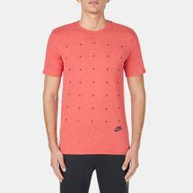 Nike Matte Silicon Futura T-Shirt, 297417
