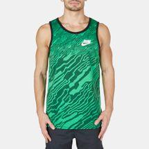 Nike Run Printed Refine Running Tank Top, 177004