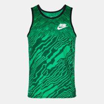 Nike Run Printed Refine Running Tank Top, 177005