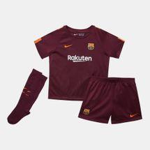 Nike Kids' Breathe Barcelona Football Club Kit