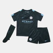 Nike Kids' Breathe Manchester City FC Kit