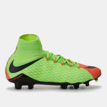 Nike Hypervenom Phatal III Dynamic Fit Firm Ground Shoe