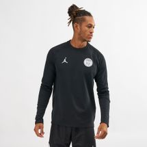 Nike Dry Squad Paris Saint-Germain Long Sleeve T-Shirt