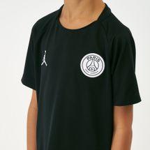 Nike Kids' Paris Saint-Germain Dri-FIT Squad Football T-Shirt, 1601767