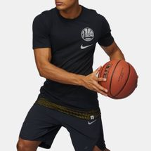 Nike NBA Golden State Warriors Energy Mesh T-Shirt