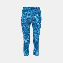 Nike Power Epic Lux Printed Capri Leggings, 680665
