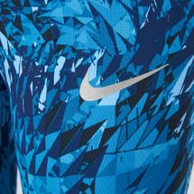 Nike Power Epic Lux Printed Capri Leggings, 680666
